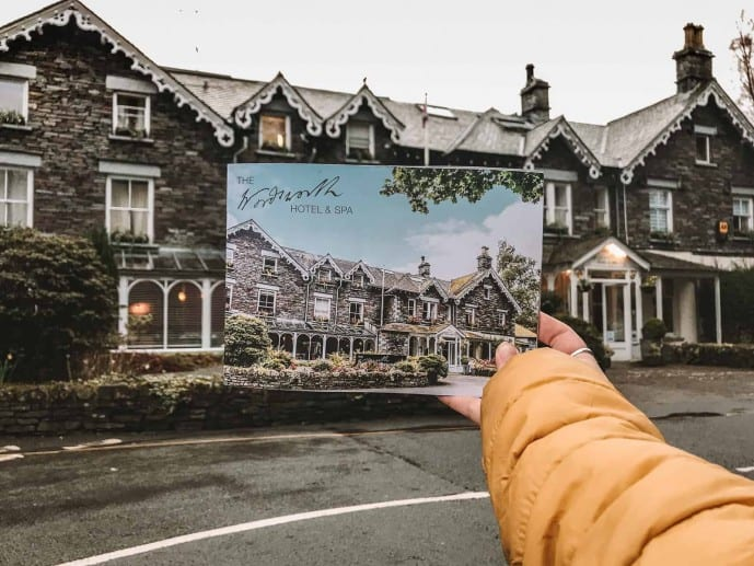 The Wordsworth Hotel and spa, Grasmere