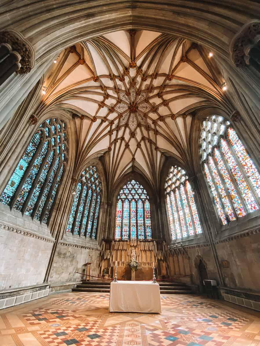 Stillington Chapel Wells Cathedral