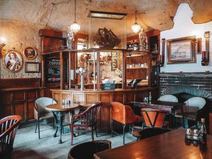 The Rock Lounge Ye Olde Trip to Jerusalem