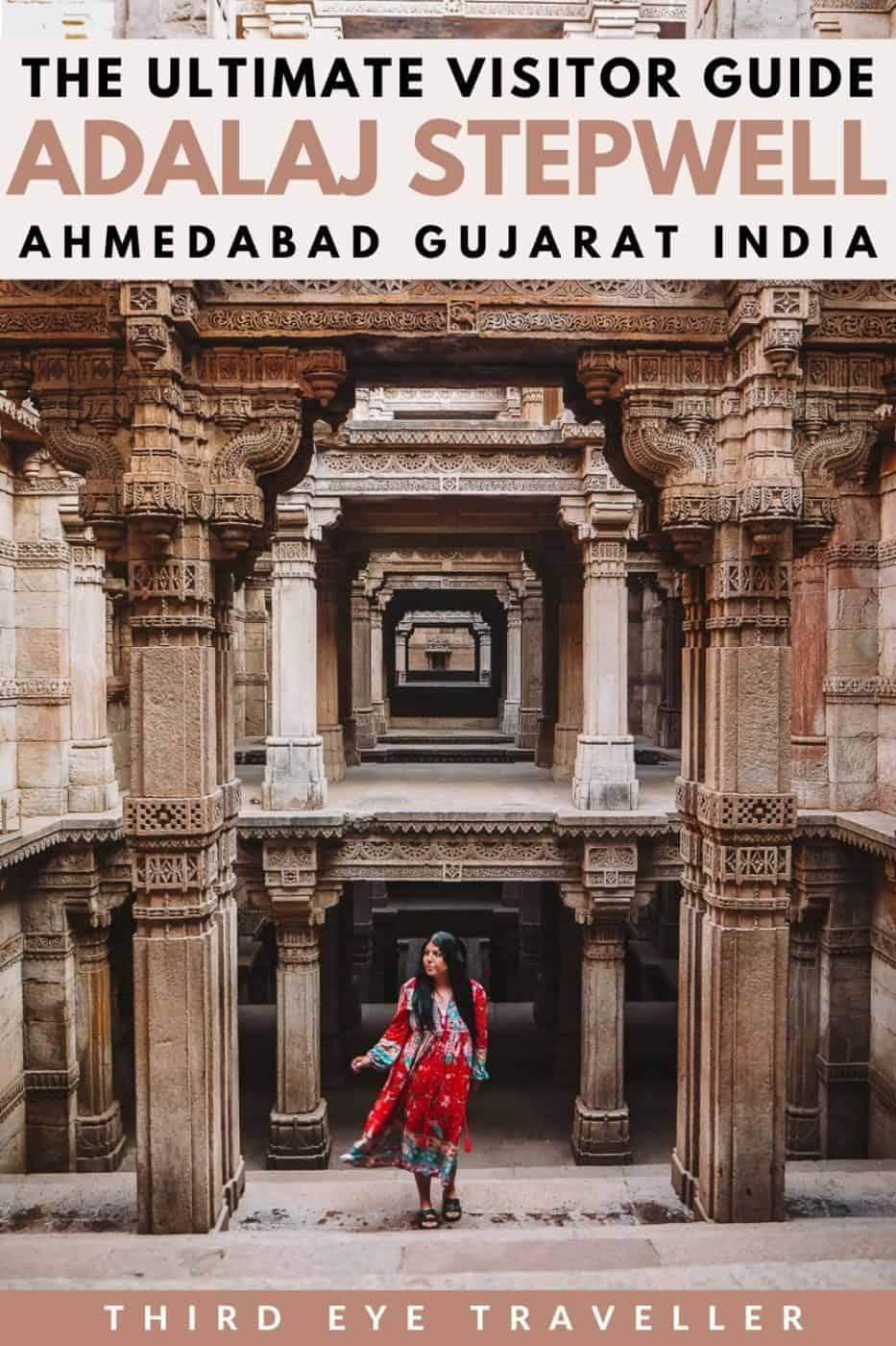 Adalaj Stepwell Adalaj Ni Vav Gujarat