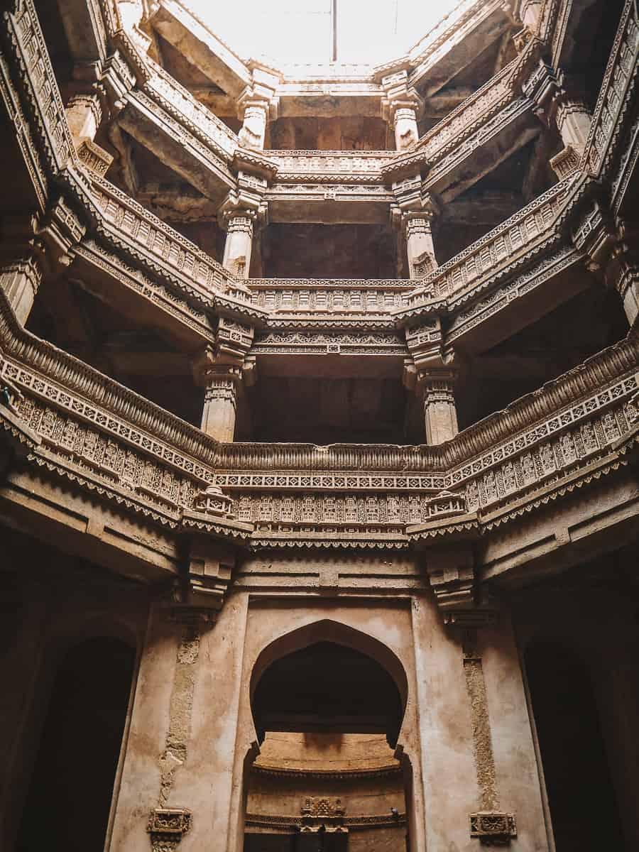 Adalaj stepwell Gujarat