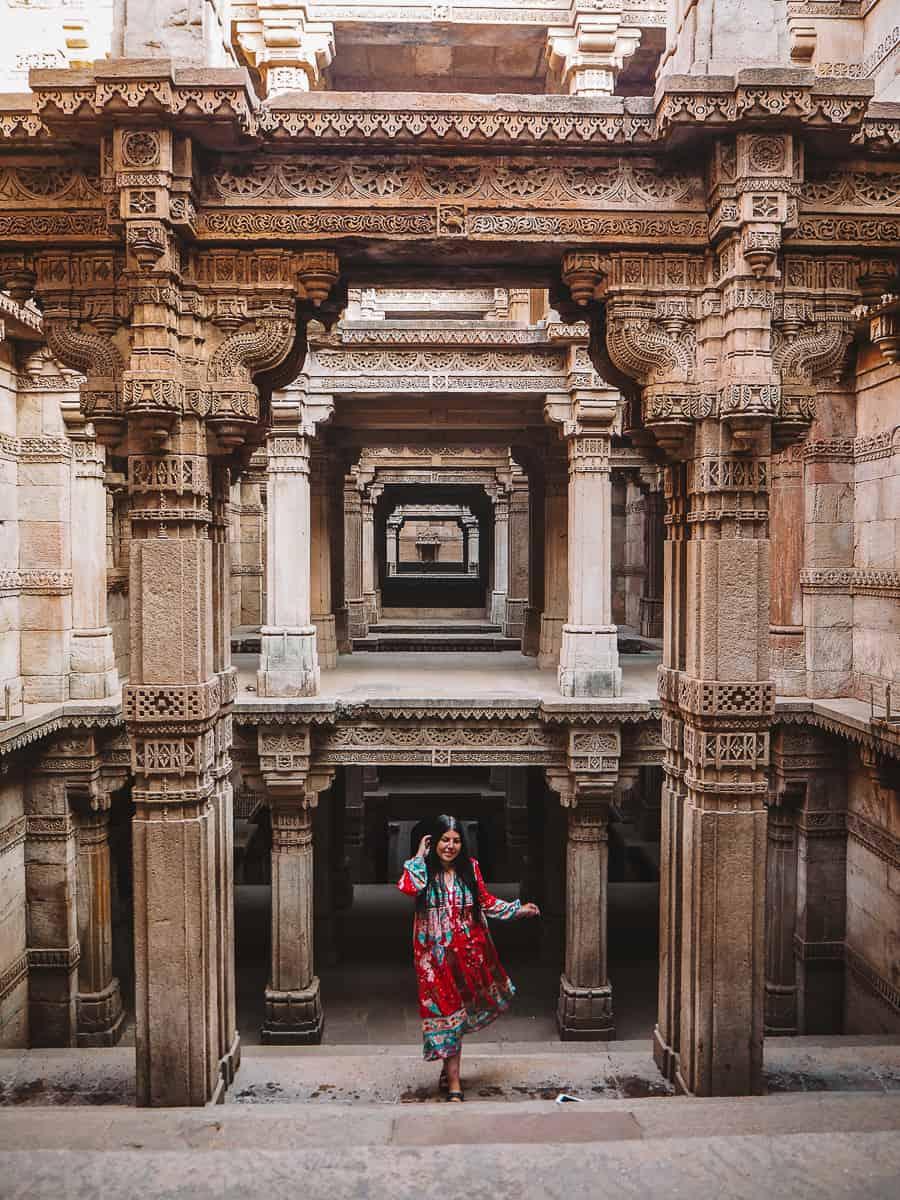 Adalaj Ni Vav Stepwell Gujarat
