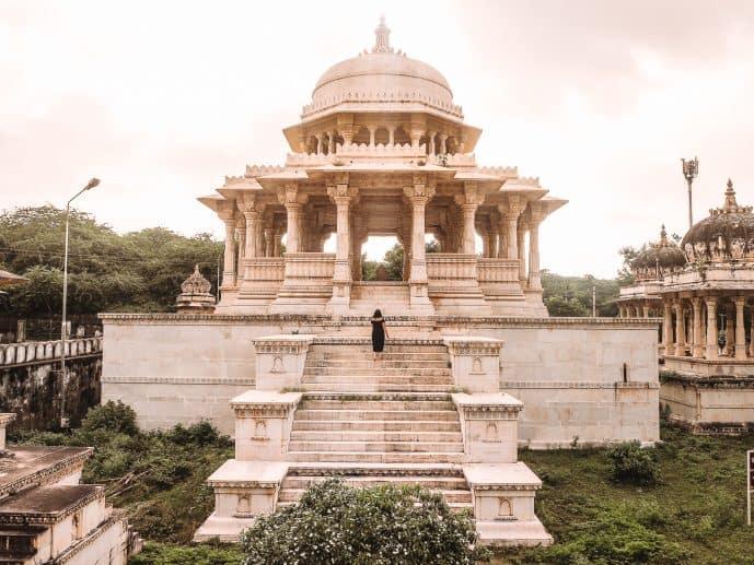 Ahar Cenotaphs Udaipur Photography