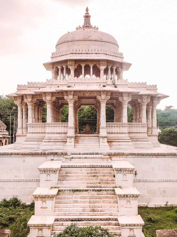 Memorial of Maharana Amar Singh Ahar Cenotaphs Udaipur
