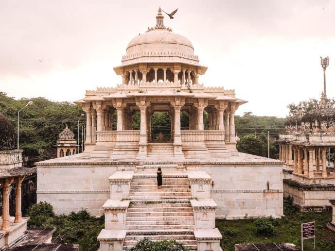 Ahar Cenotaphs Udaipur Rajasthan