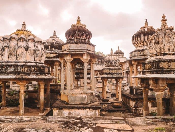 Udaipur Cenotaphs