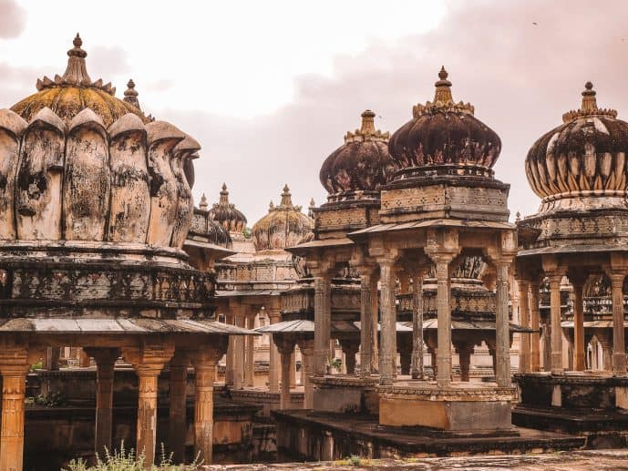 Udaipur Chhatris