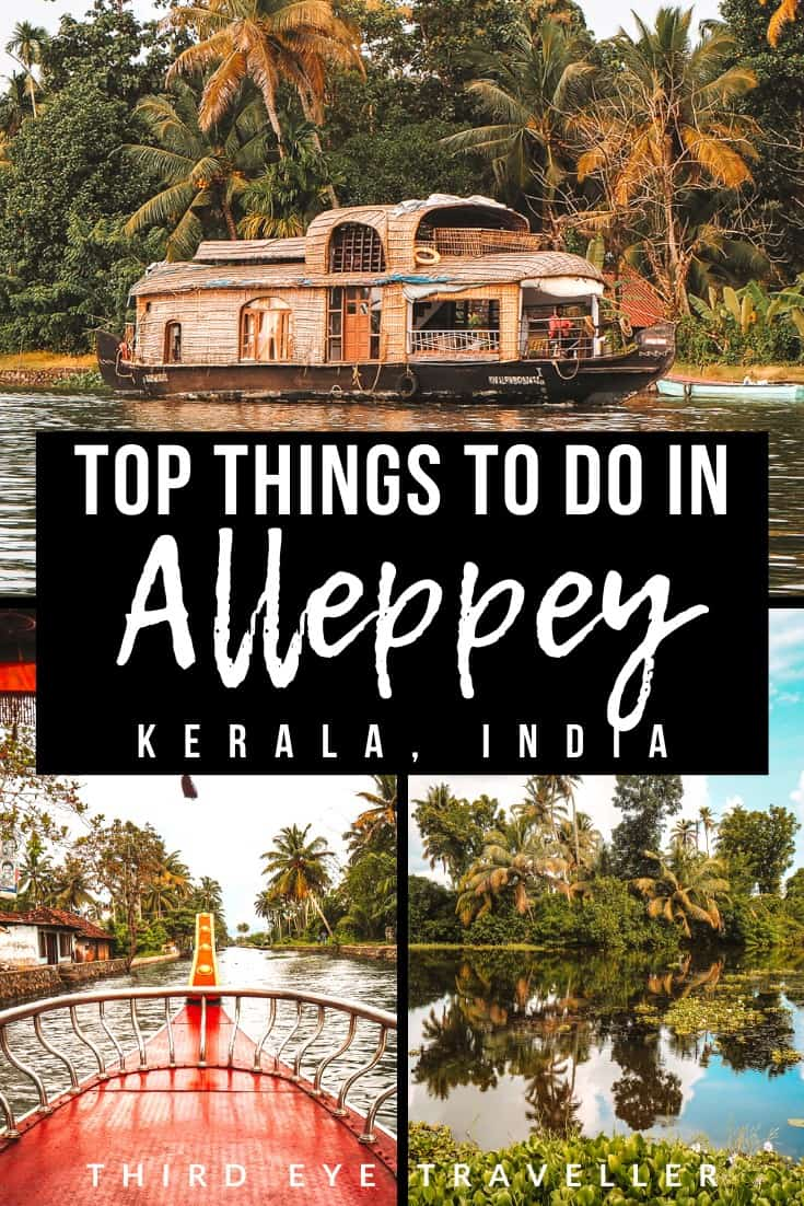 Places to visit in Alleppey in 1 day | Top things to do in Alleppey Alappuzha