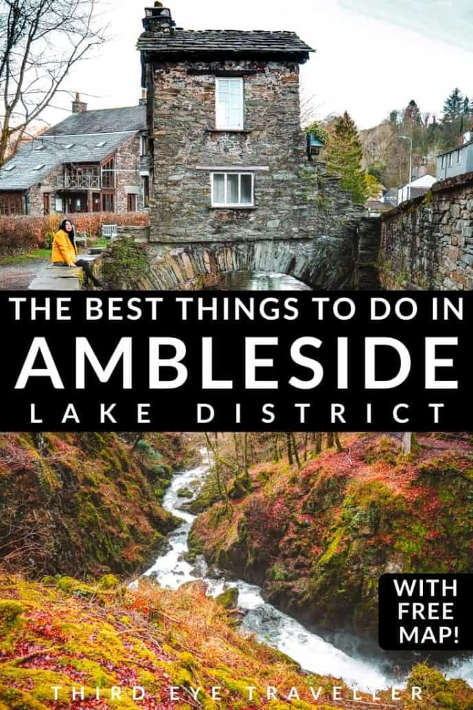Things to do in Ambleside UK Lake District