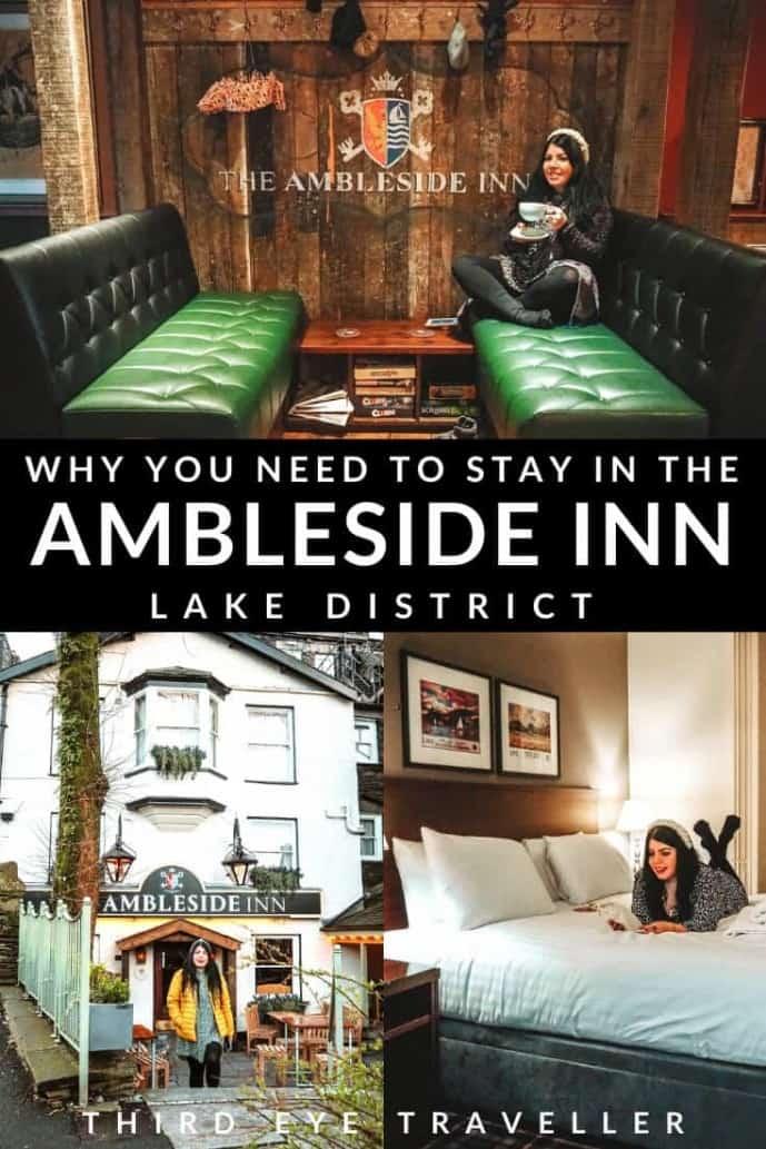 The Ambleside Inn review