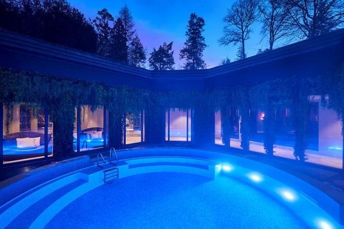 Aqua Sana Longleat Outdoor Pool