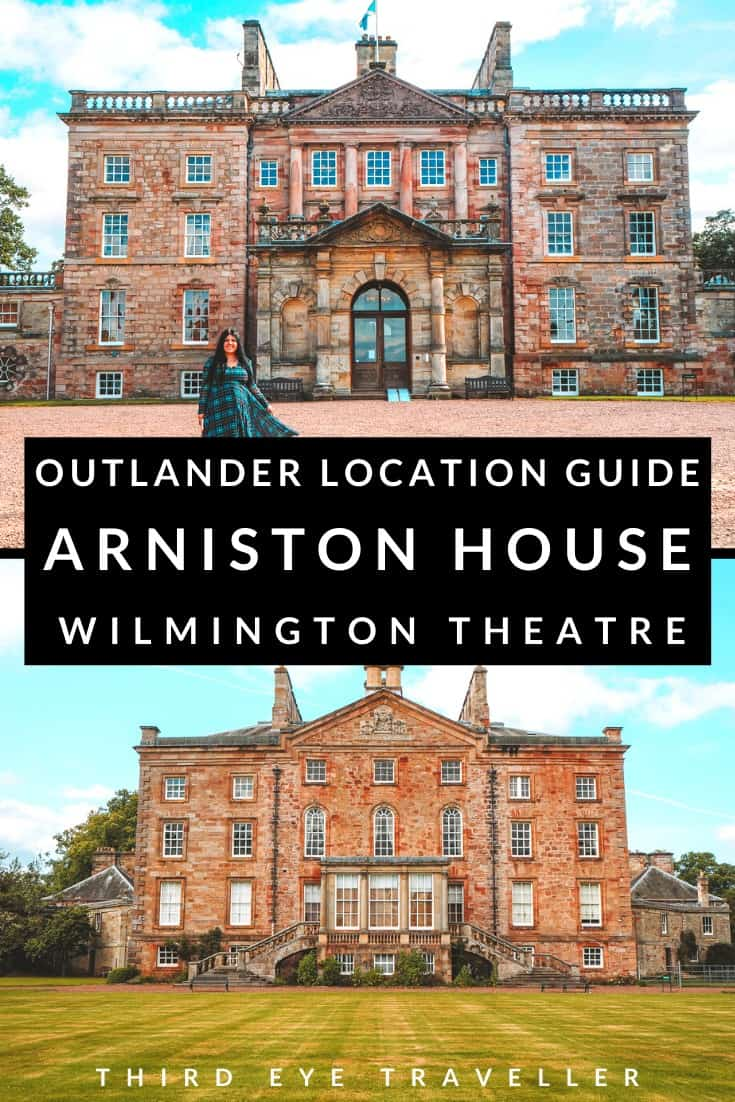 Arniston House Outlander