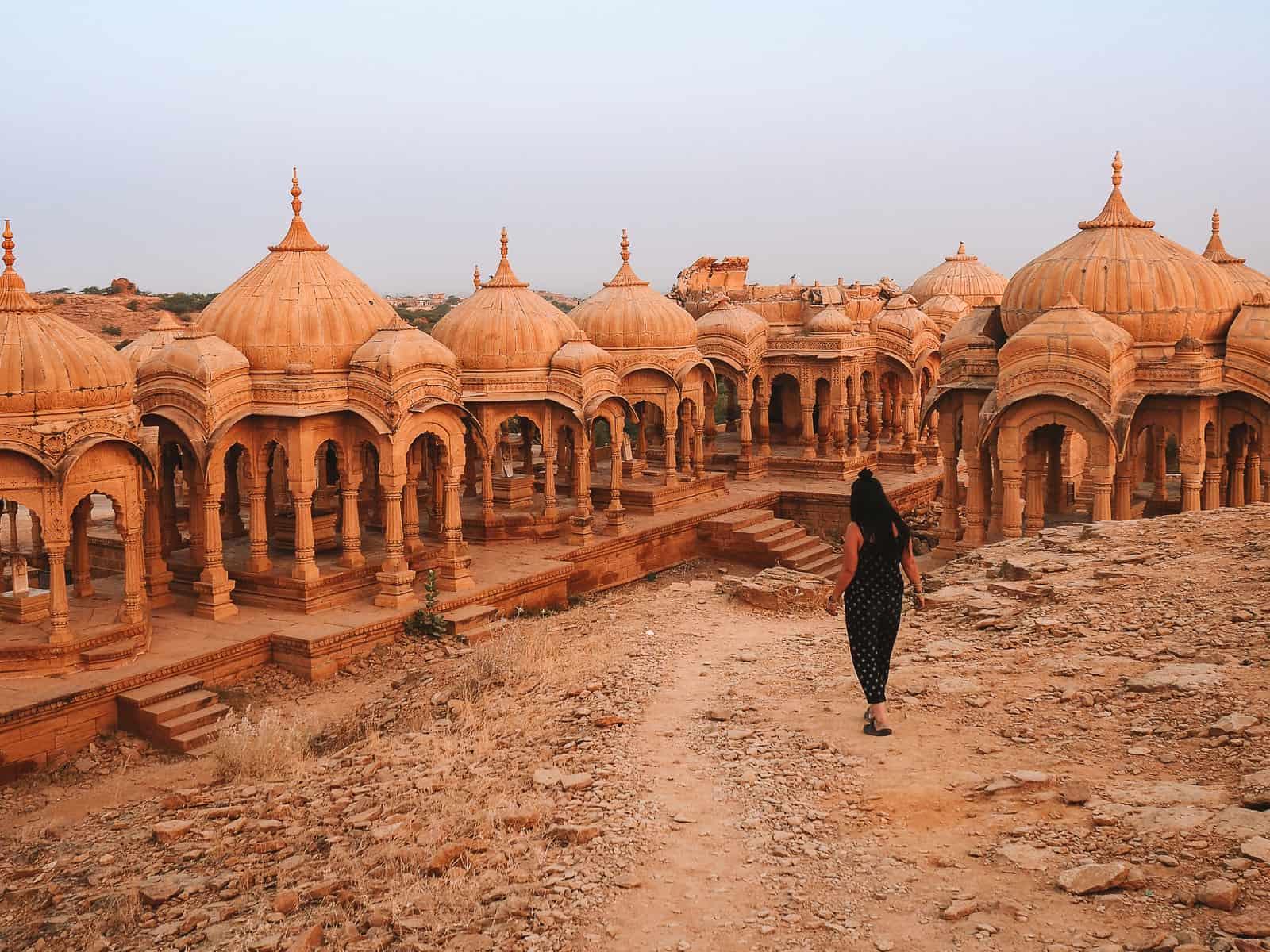 Bada Bagh Jaisalmer guide