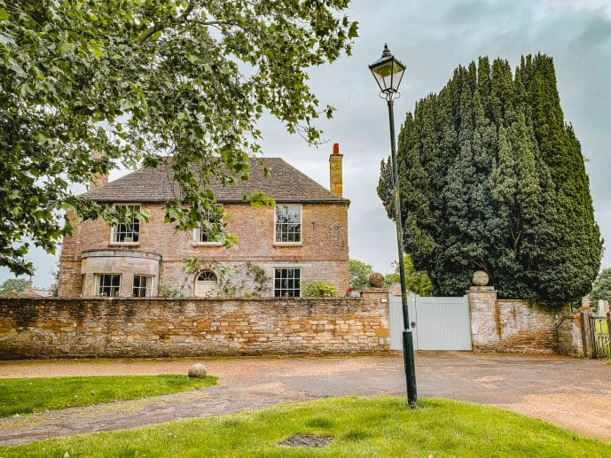 Bampton Downton Abbey Village Filming locations