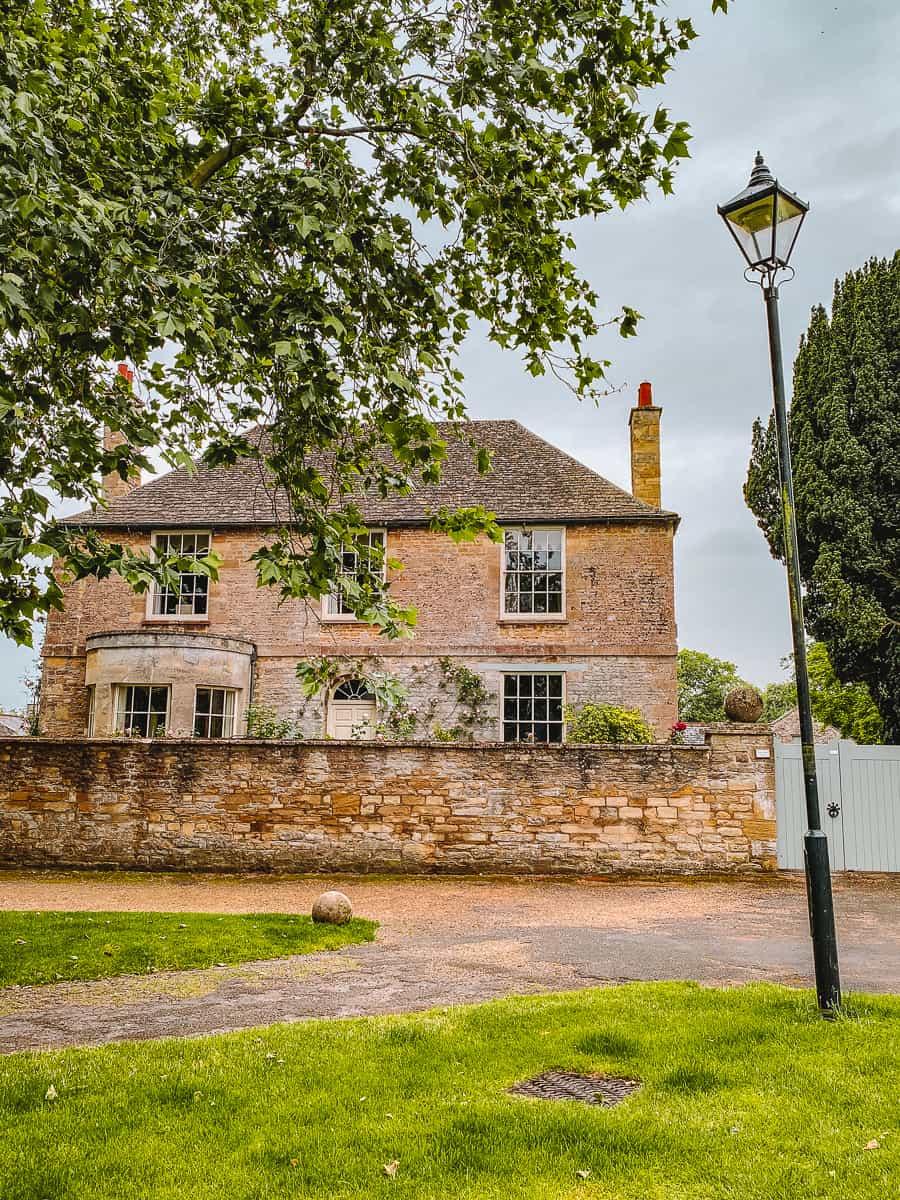Isobel Crawley's House Bampton Downton Abbey Village