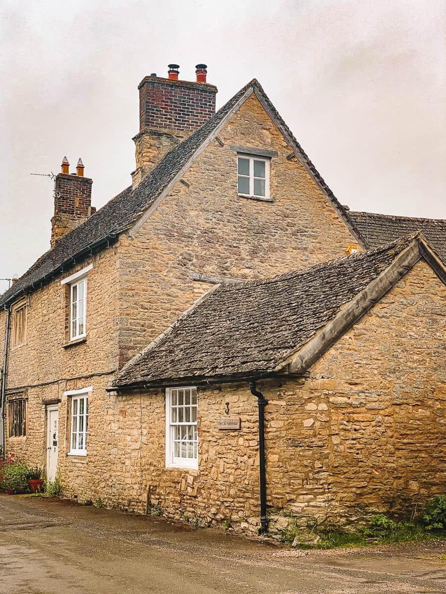 Bampton Village Oxfordshire