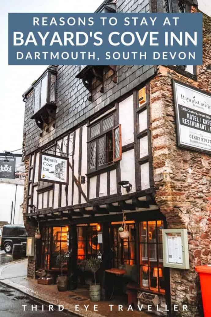 Bayard's Cove Inn review, Dartmouth
