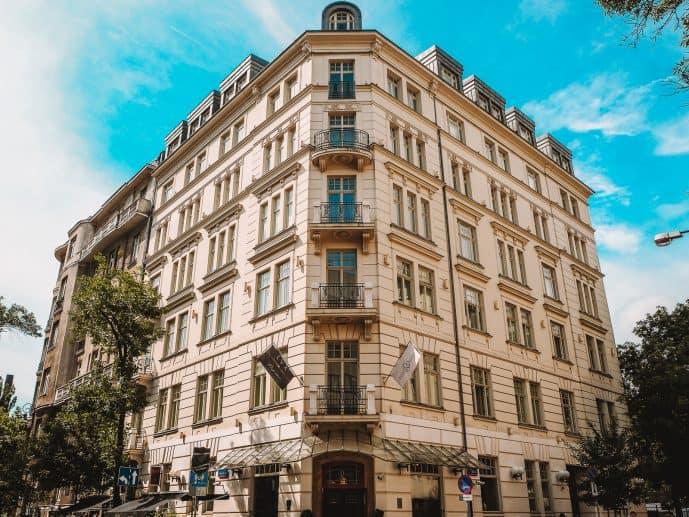 Hotel Rialto Warsaw