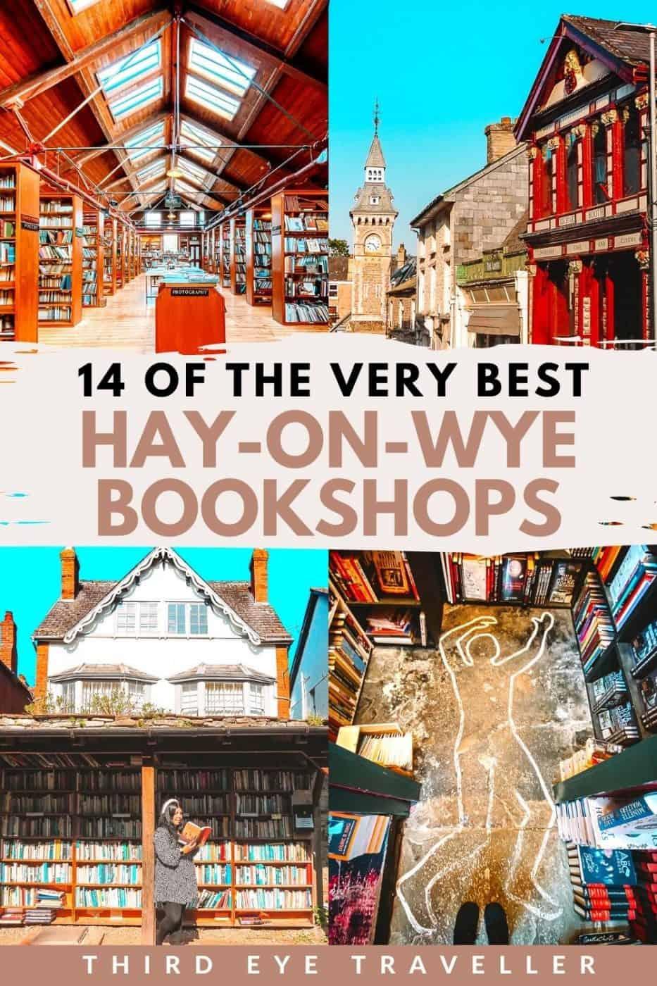 Best Hay-on-Wye Bookshops Wales