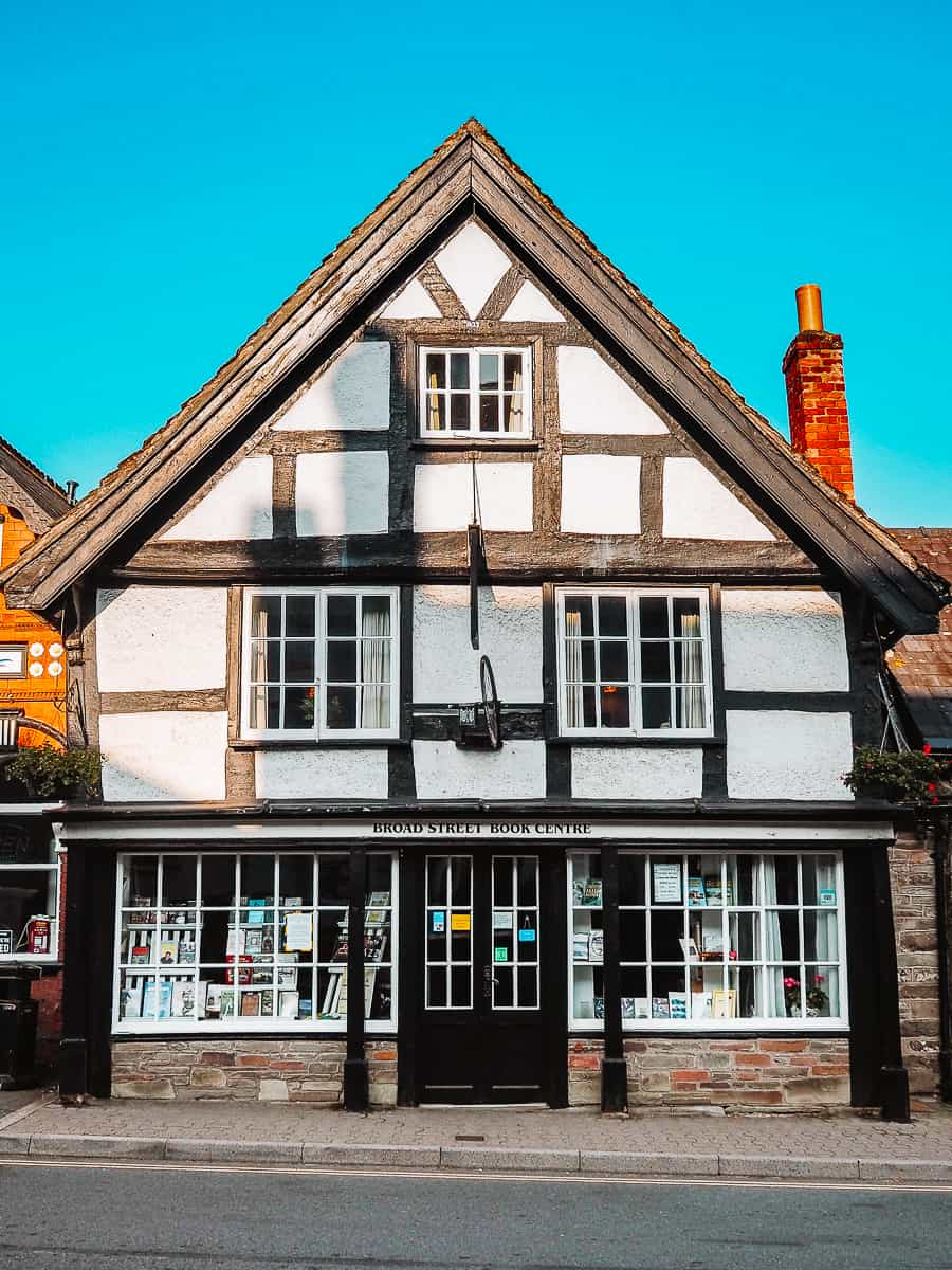 Broad Street Book Centre Hay-on-Wye Bookshops