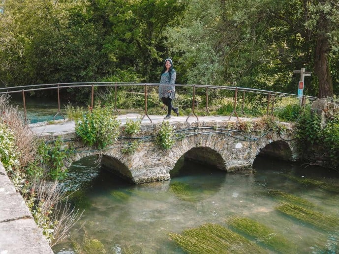 Bibury Footbridge