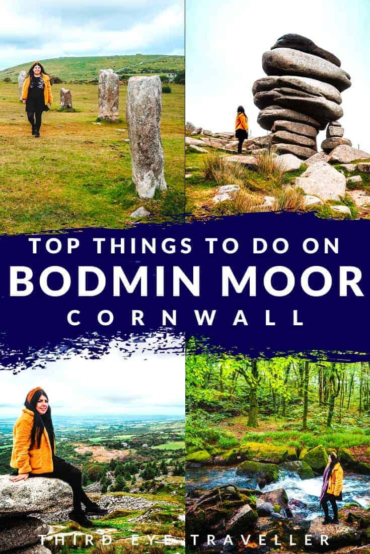 things to do in Bodmin Moor guide