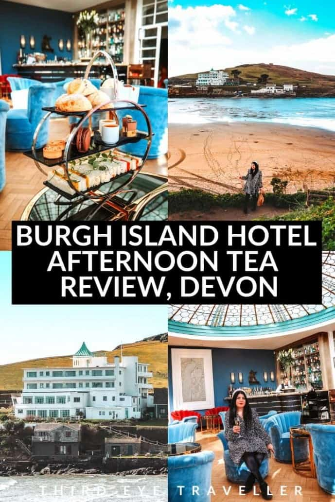 Burgh Island Hotel Afternoon Tea Review