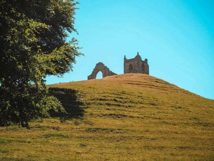 Burrow Mump Hill