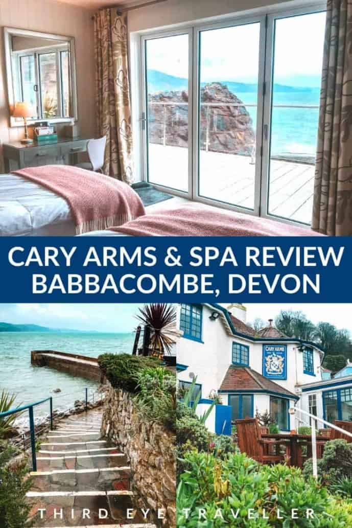 Cary Arms and Spa Review