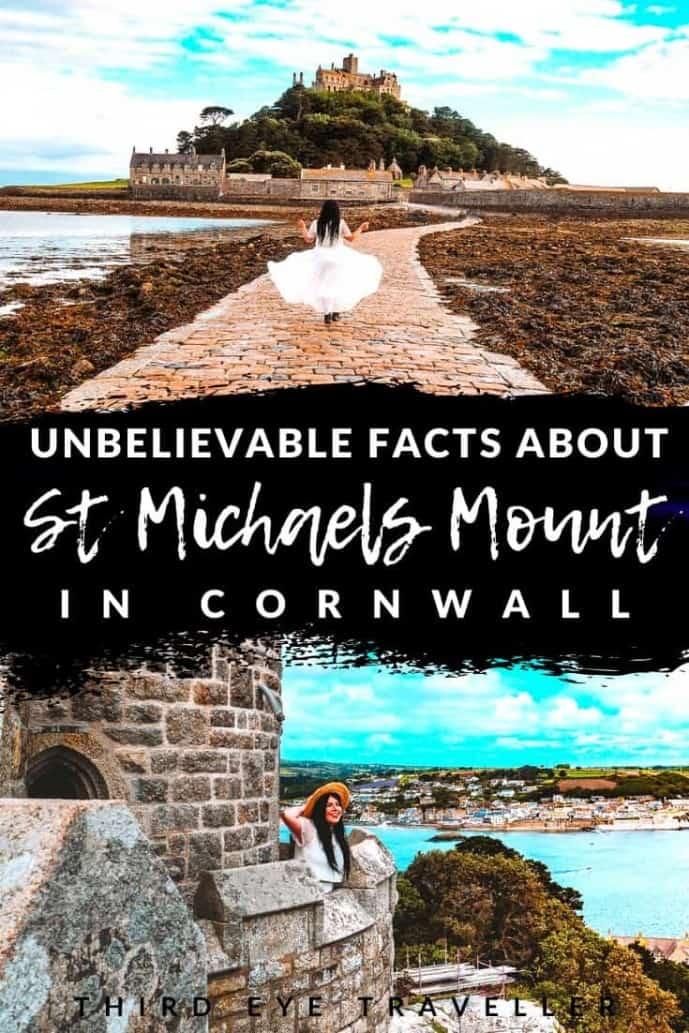 st Michaels Mount castle facts