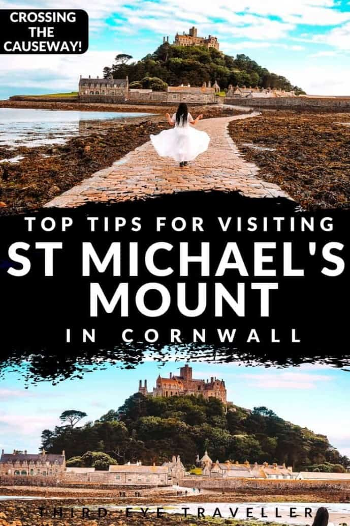 St Michaels Mount Causeway