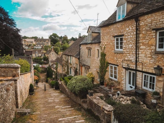 The Chipping Steps Tetbury