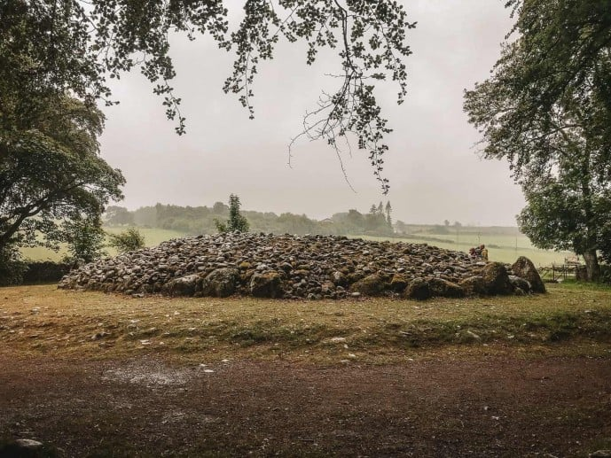 Clava Cairns Outlander