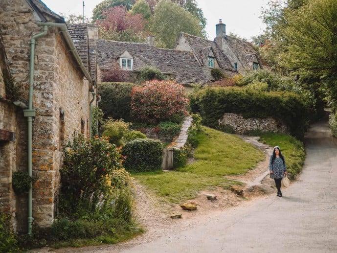 Cottages in Bibury