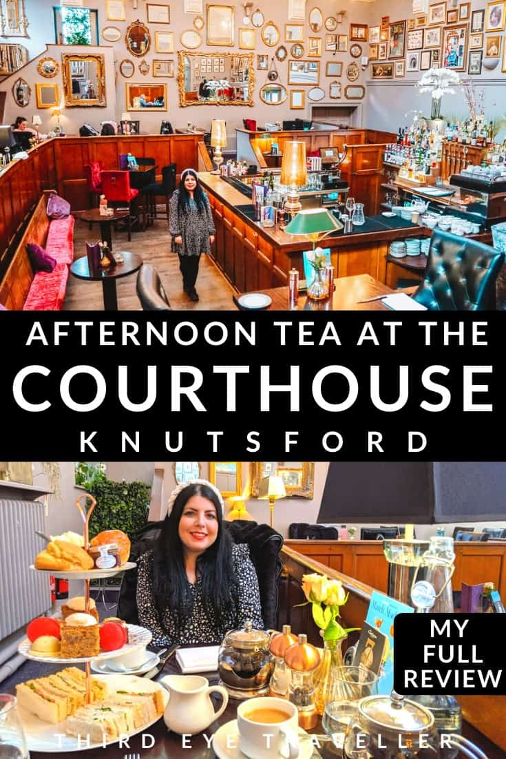 Courthouse Knutsford Afternoon Tea