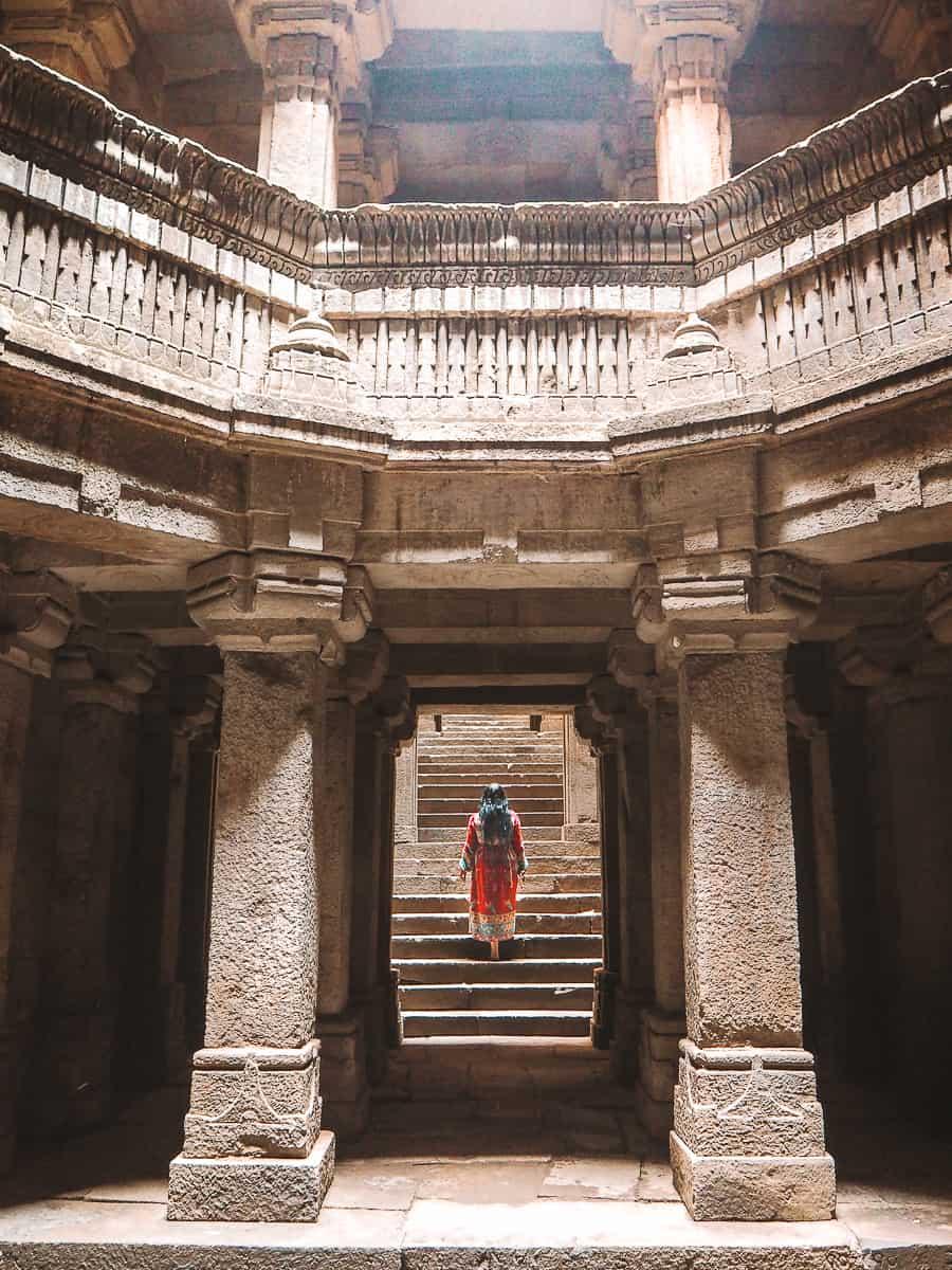 Dada Harir Stepwell Ahmedabad