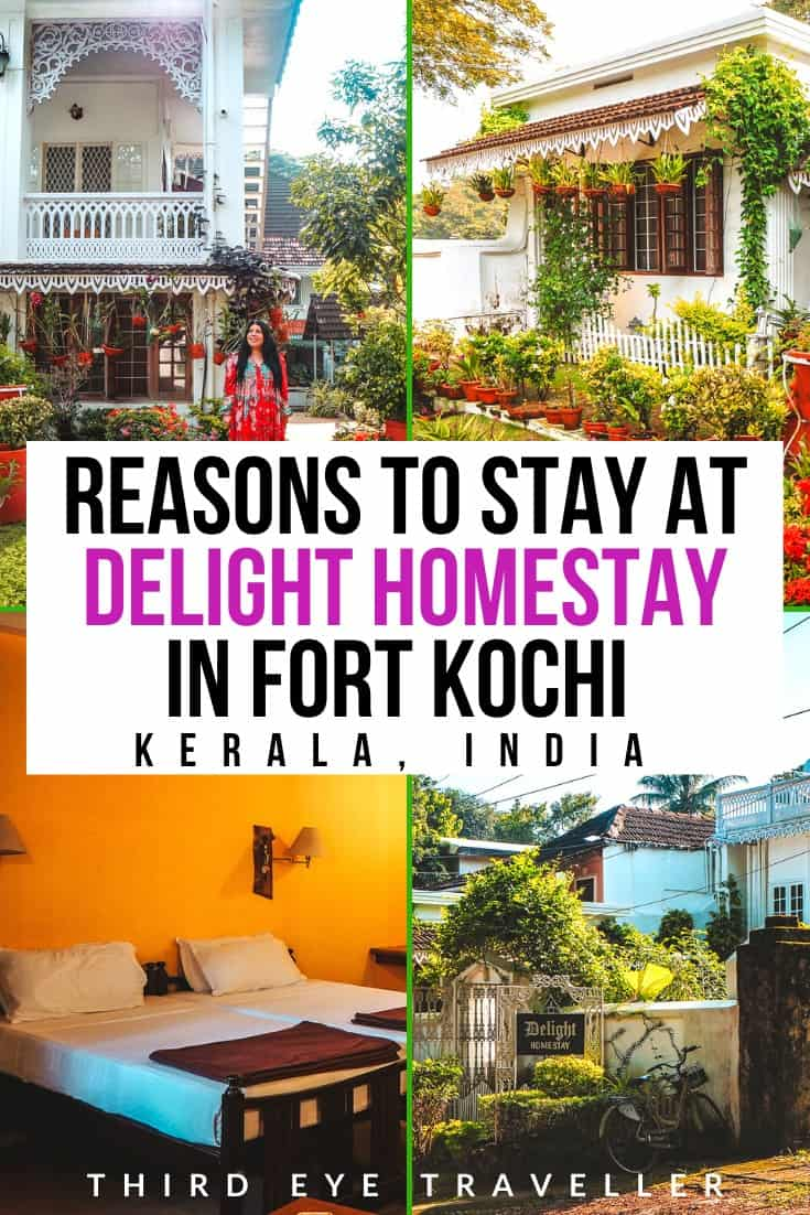 Delight homestay in Fort Kochi