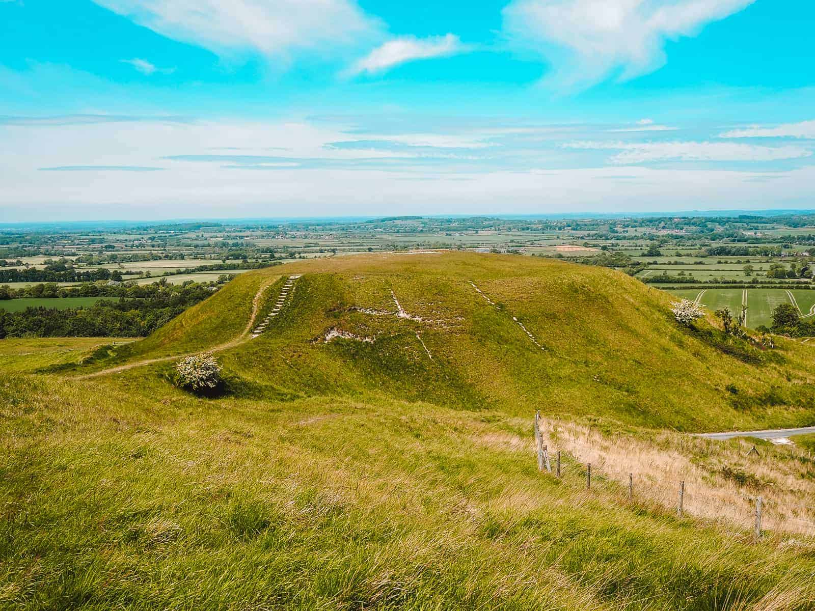 Dragon Hill Uffington
