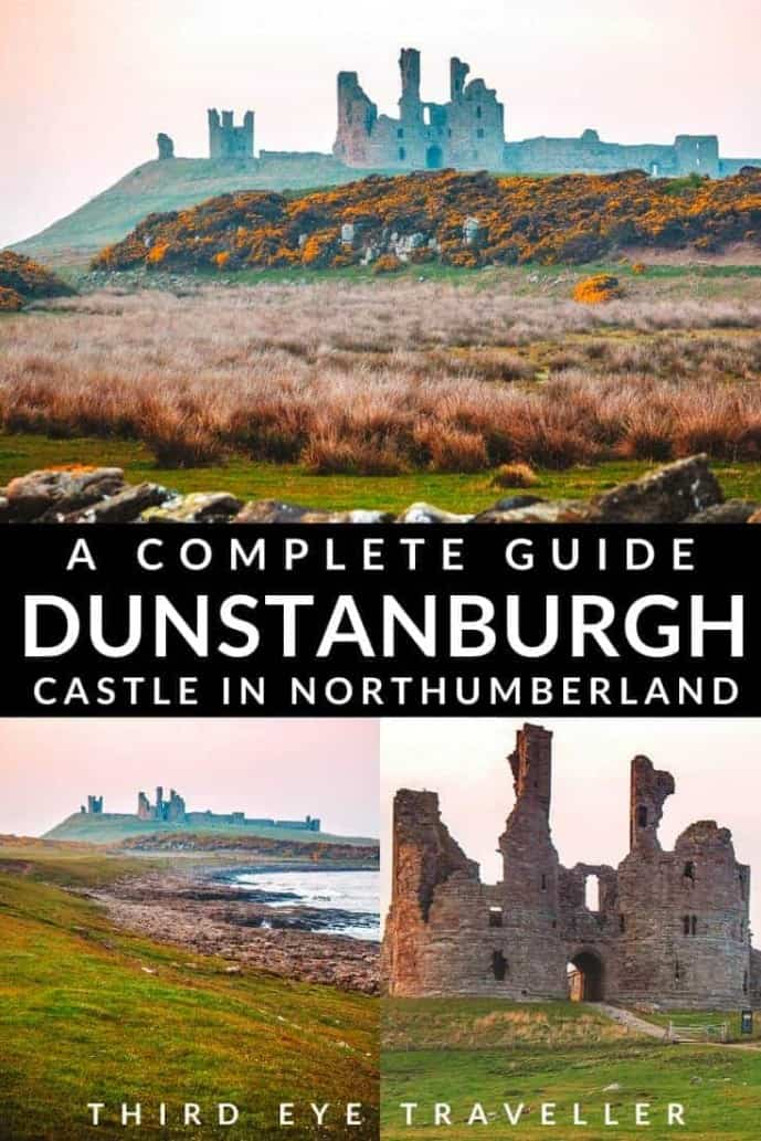 Craster to Dunstanburgh Castle Walk Northumberland