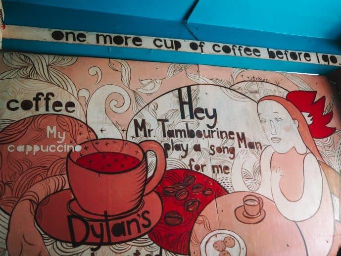 Dylan's Cafe Old Manali