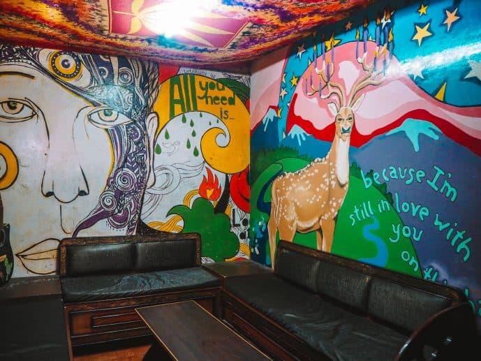 Dylan Cafe Manali