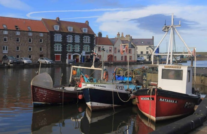 Eyemouth Scotland