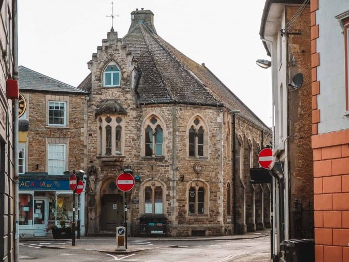 Faringdon Corn Exchange
