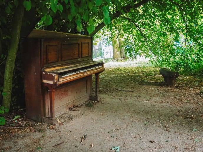 Faringdon Folly Piano