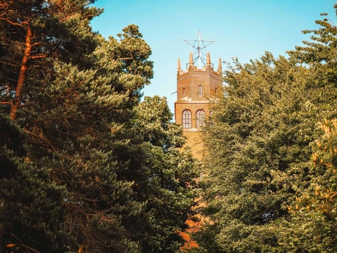 Faringdon Folly Tower