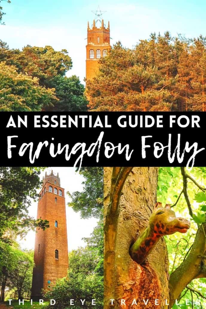 Faringdon Folly Tower Sculpture Trail