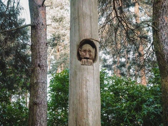 Faringdon Sculpture Troll