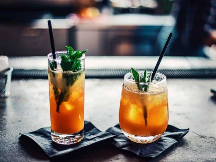 Galle Fort Hotel Cocktails