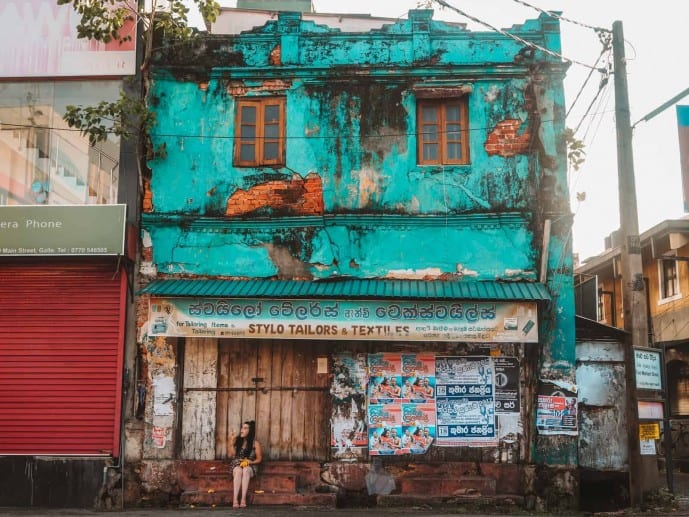 Stylo Tailors Instagrammable places in Galle