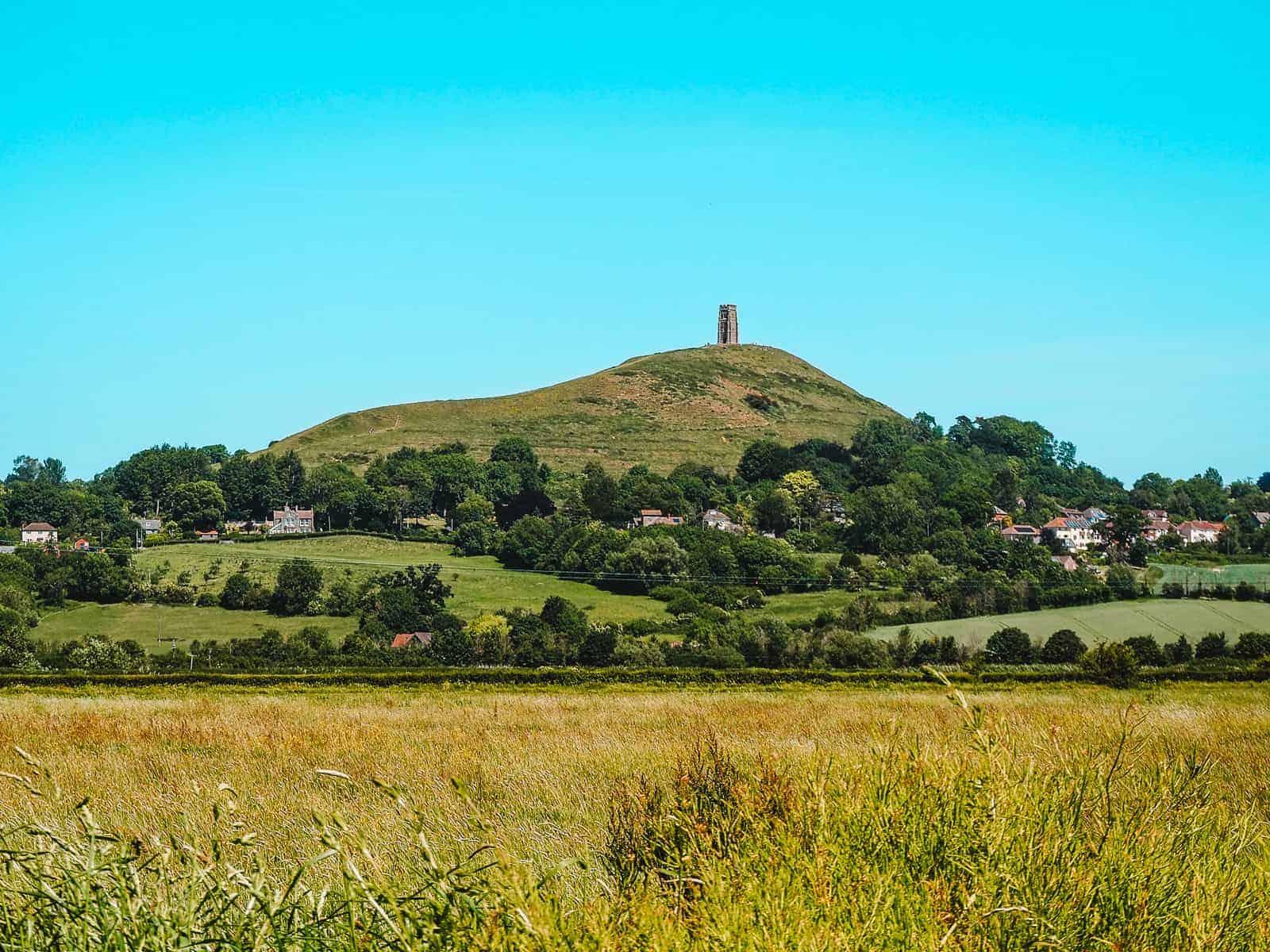 Glastonbury Tor Isle of Avalon